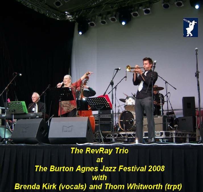 Burton Agnes Jazz Fest. 2008